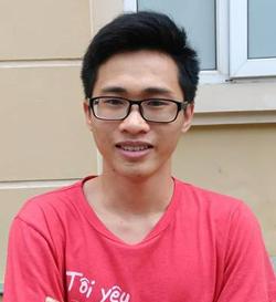 Vũ Văn Định, bí quyết, thi THPT quốc gia, thí sinh, kinh nghiệm