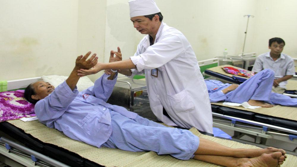 Bệnh viện Đa khoa tỉnh Bắc Giang: Triển khai kỹ thuật tiêu sợi huyết khối