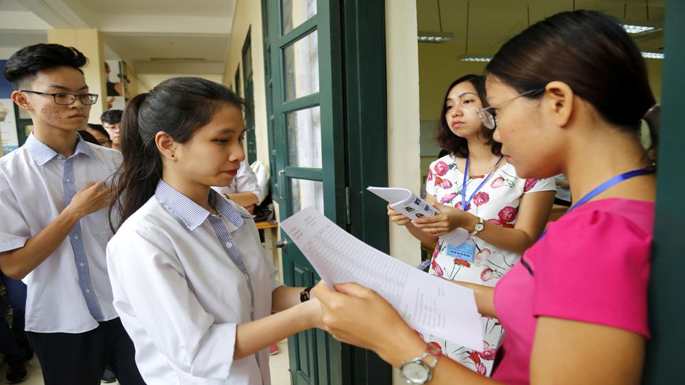 Lạng Giang có 4 điểm thi tốt nghiệp THPT Quốc gia