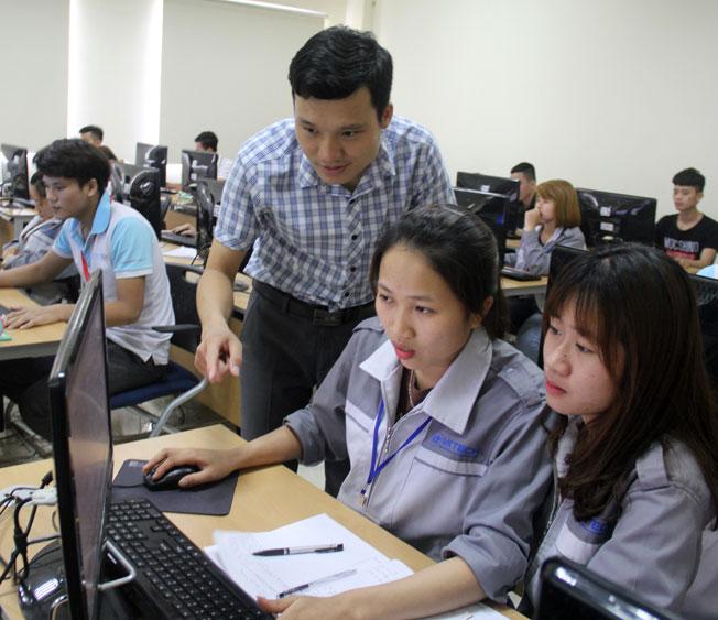 Bắc Giang, thị trường, lao động, liên kết, đào tạo nghề