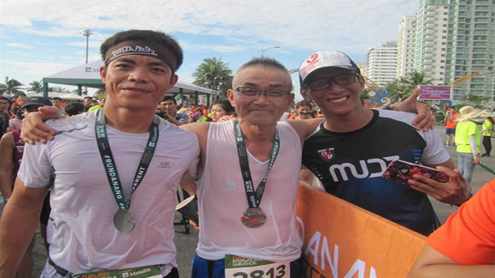 World class marathon to be held in Da Nang