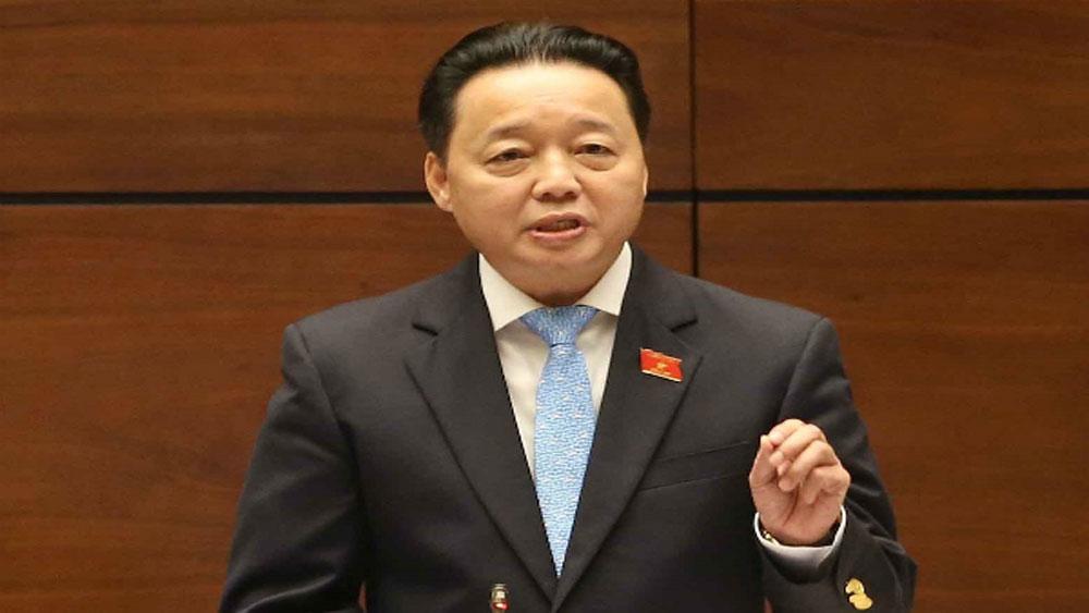 Bộ trưởng Tài nguyên và Môi trường Trần Hồng Hà: Chưa phát hiện người nước ngoài mua đất ở Việt Nam