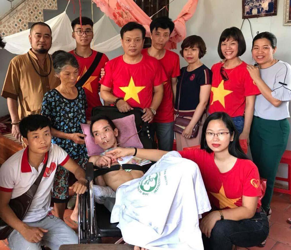 Báo Bắc Giang, tỉnh Bắc Giang, huyện Lục Nam, Thiện nguyện Đồng Tâm Bắc Giang, Thiện tâm Lục Nam,