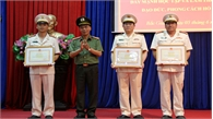 Công an tỉnh Bắc Giang: 69 tập thể, cá nhân được tuyên dương học và làm theo Bác