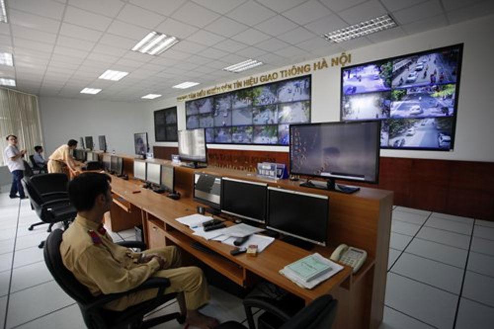 Trí tuệ nhân tạo, giao thông ở Việt Nam, đông xe, tắc đường, Việt Nam, Hà Nội, Hồ Chí Minh