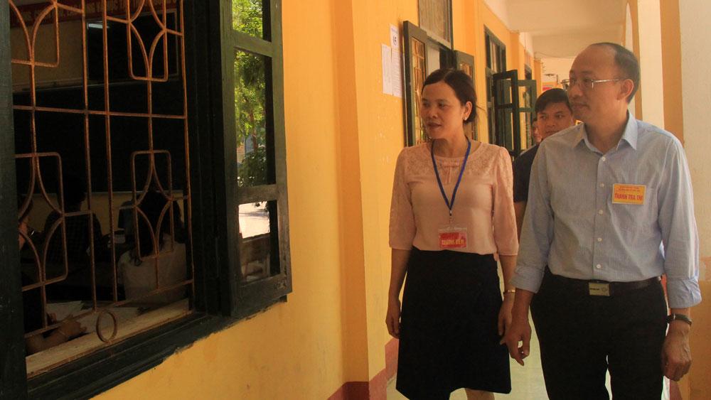Kỳ thi vào lớp 10 THPT tỉnh Bắc Giang: Dự kiến công bố kết quả vào ngày 16-6