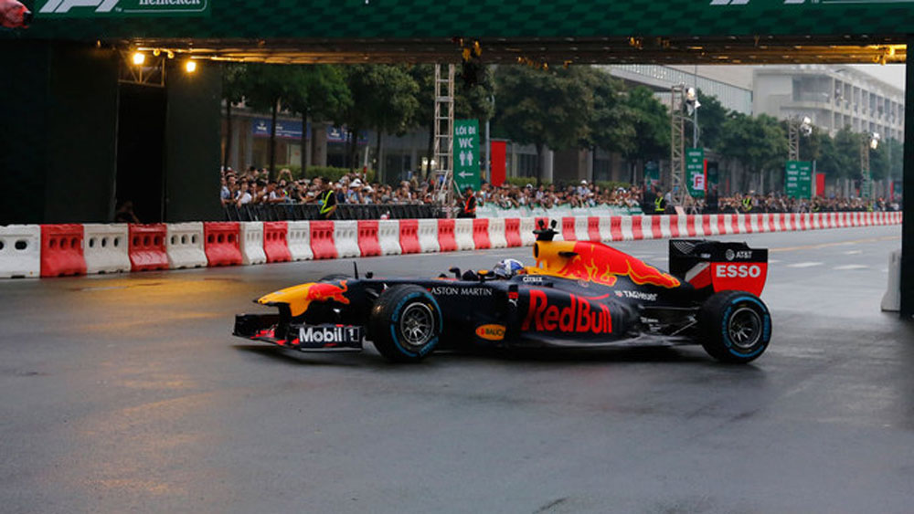 Formula One excited by Vietnam possibilities