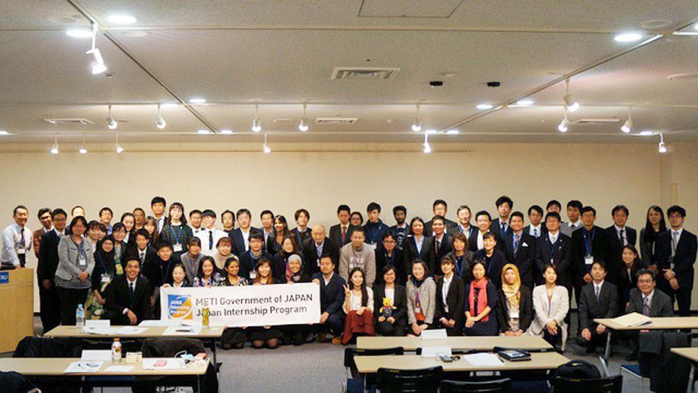 46 suất học bổng toàn phần năm 2018 của Chính phủ Nhật Bản