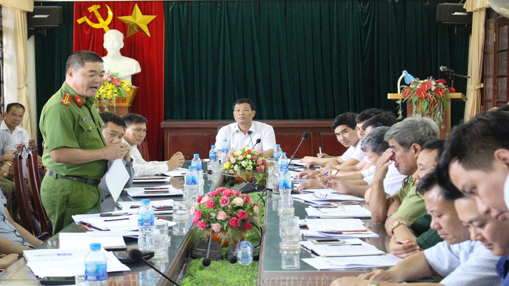 UBND huyện Lục Ngạn, tiêu thụ vải thiều, tỉnh Bắc Giang, xuất khẩu