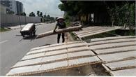 UBND phường Dĩnh Kế yêu cầu người dân thực hiện quy trình sản xuất mỳ an toàn