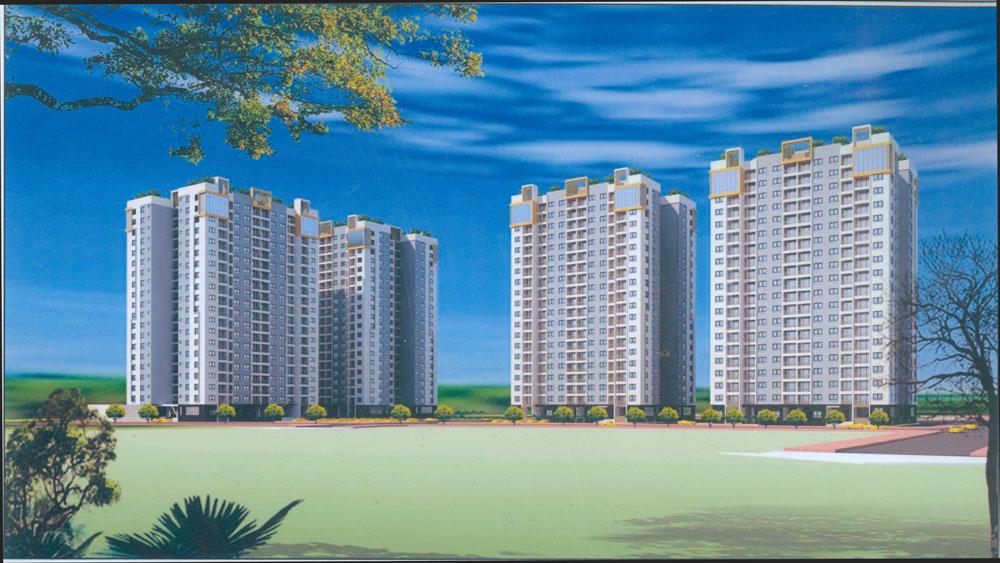 Hộ dân ở nhà chung cư cũ phường Trần Nguyên Hãn (TP Bắc Giang) mong nhà ở mới