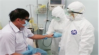 Tăng cường đề phòng lây nhiễm Ebola