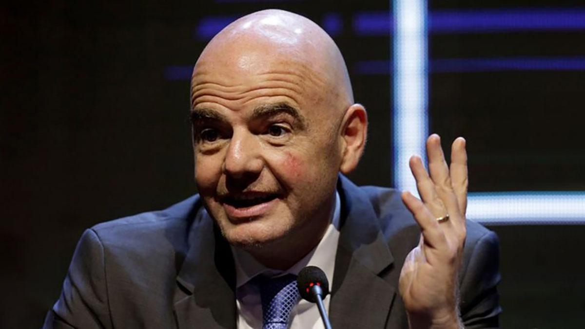 Chủ tịch FIFA tuyên bố Nga đã sẵn sàng cho World Cup 2018