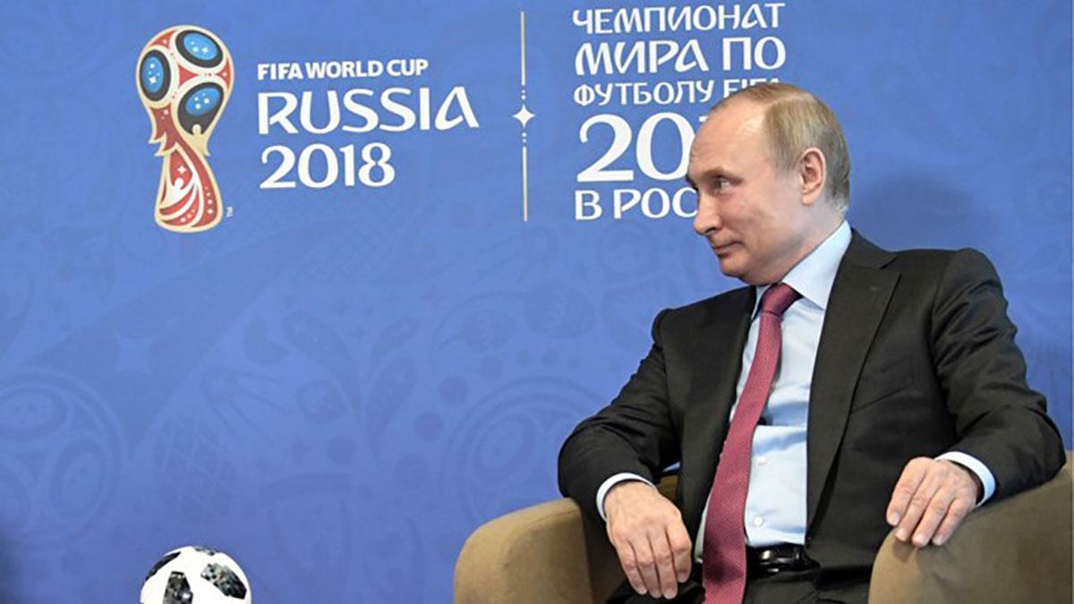 Tổng thống Putin dự đoán 4 đội có thể giành ngôi vô địch World Cup 2018