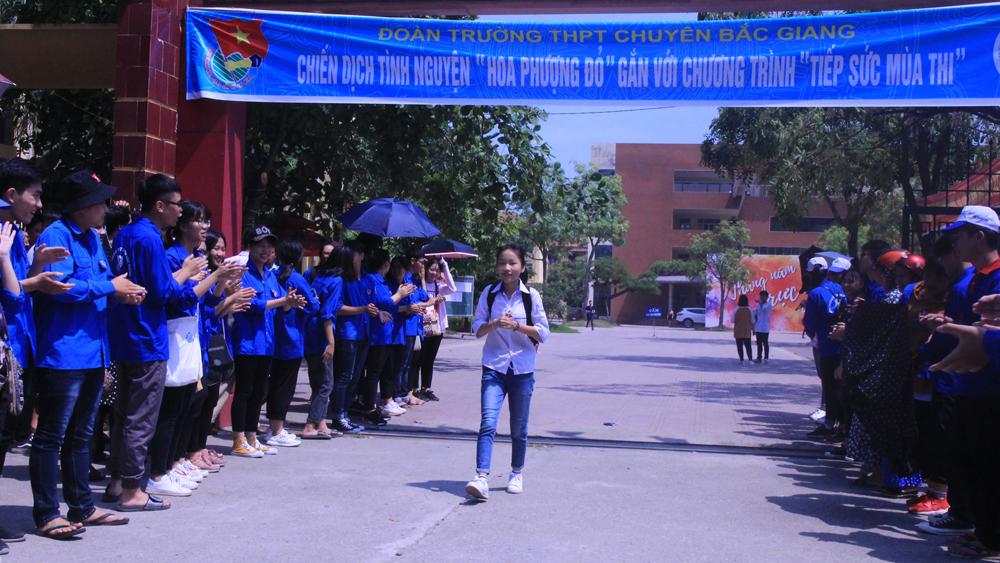tuyển sinh lớp 10 THPT chuyên, thí sinh, thi, Bắc Giang