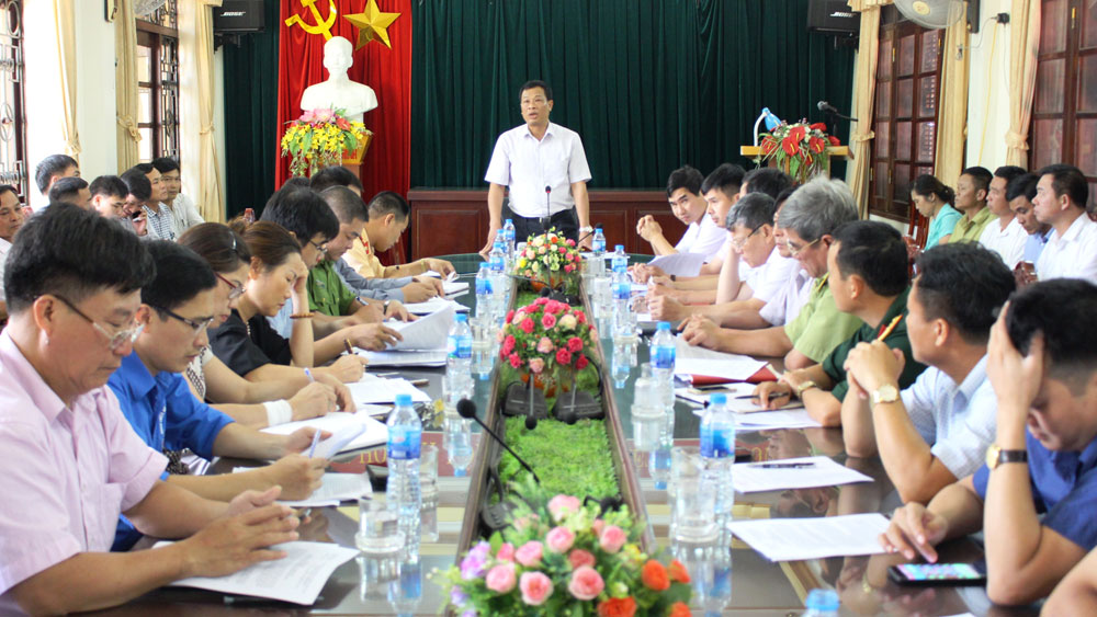 Prompt support, lychee consumption, Bac Giang province, local party committee, integrated solutions, post-harvest processing, Luc Ngan lychee, high demand markets, public security force