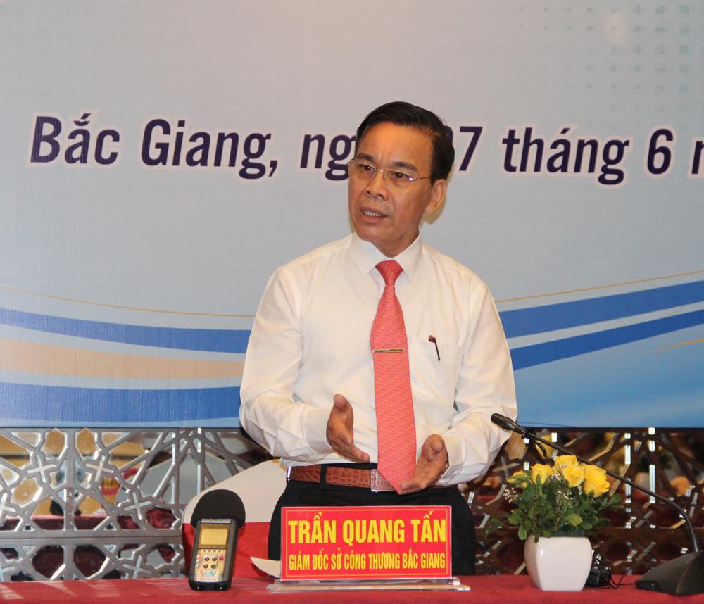 bên lề, Diễn đàn kinh tế, Bắc Giang, vải thiều