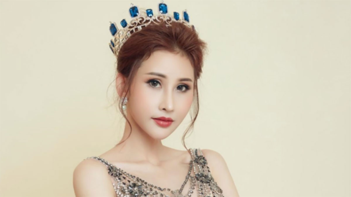 Cô gái mồ côi đại diện Việt Nam dự thi Hoa hậu châu Á Thế giới 2018