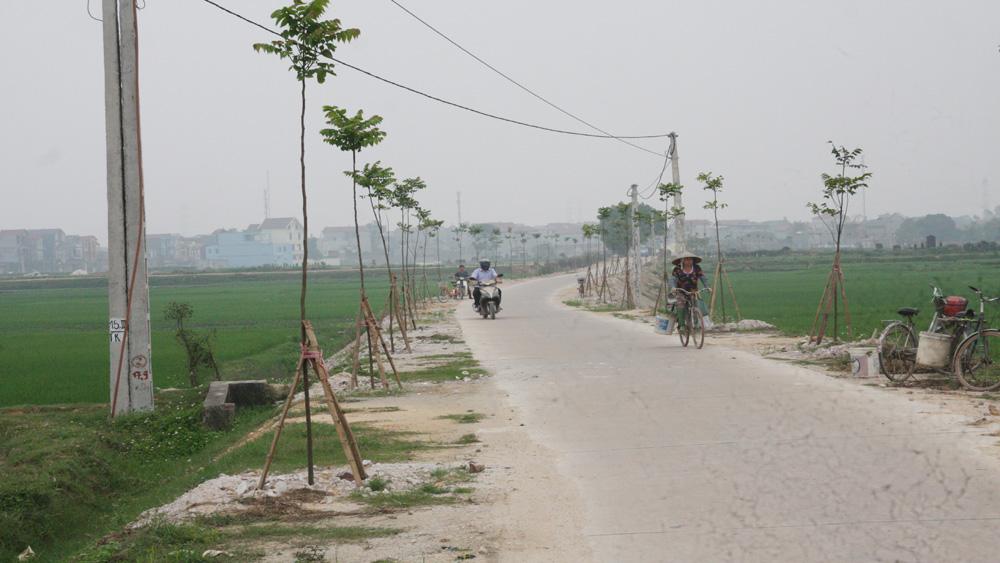 Hiệp Hòa: Đầu tư nguồn lực xây dựng giao thông nông thôn