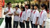 Thầy giáo Vũ Văn Thái: 18 năm gắn bó với công tác Đội