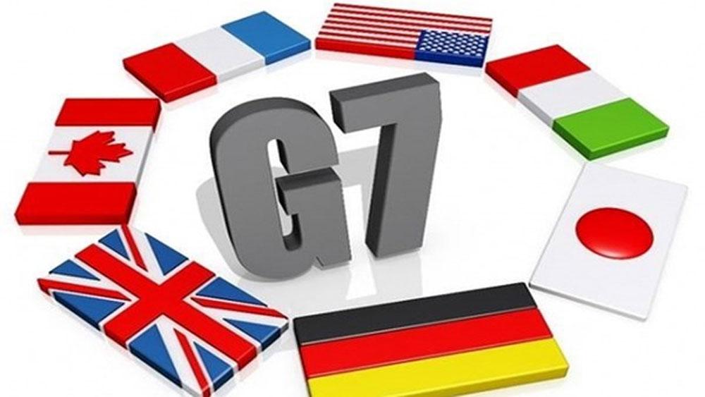 Đôi nét về các quốc gia trong nhóm G7