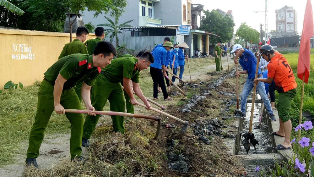 Sức trẻ tình nguyện,  kết nối yêu thương