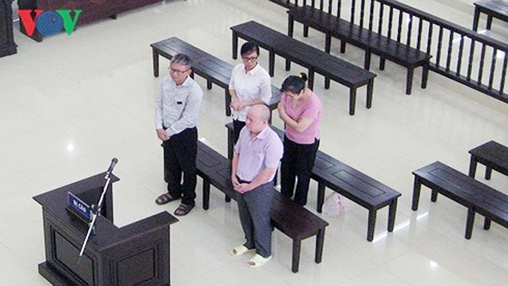 Em trai ông Đinh La Thăng được giảm án