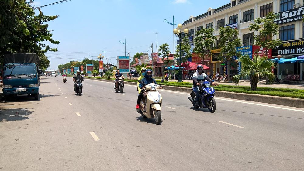 Bắc Giang: Nắng nóng gay gắt có thể kéo dài đến hết ngày mai