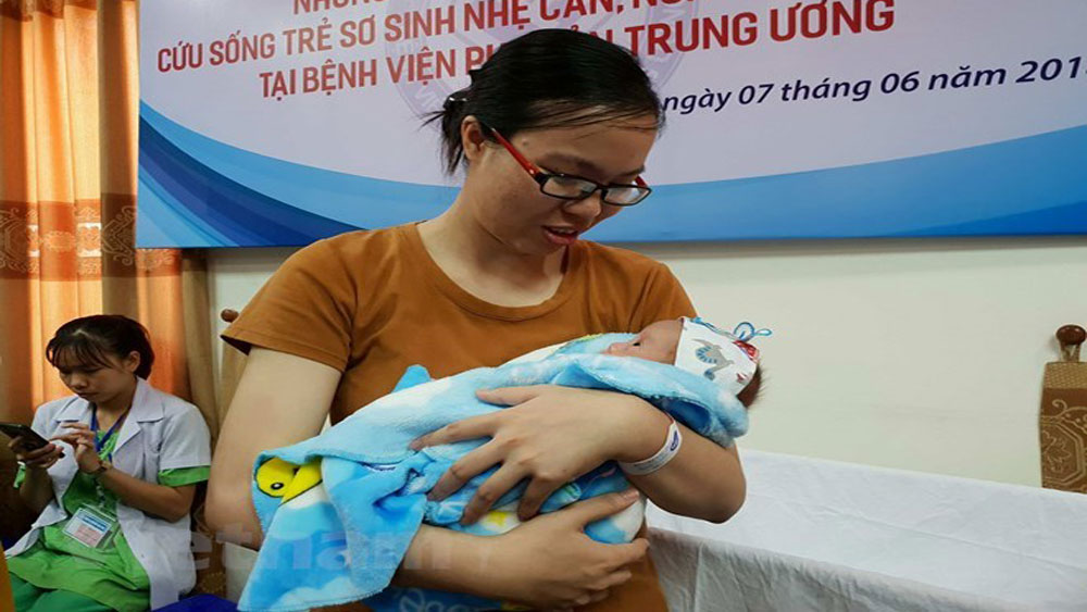 500-gram newborn baby survives