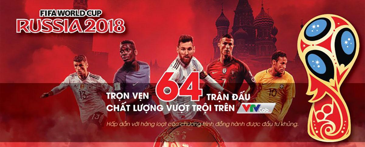 VTV, xác nhận, mua bản quyền truyền hình, World Cup 2018