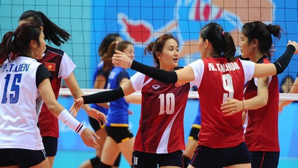 Asian volleyball champs, kicks off, Bac Ninh province, this weekend, Women's U19, special administrative regions