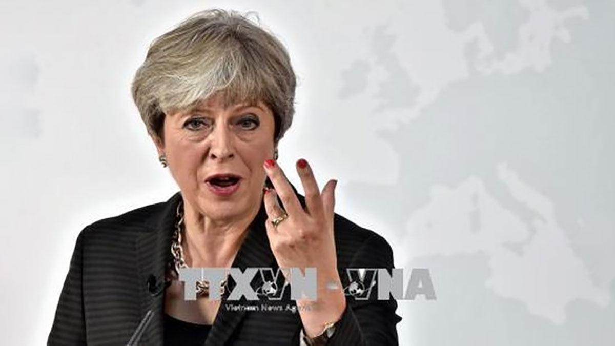 Anh không chấp nhận 'biên giới cứng' với Bắc Ireland