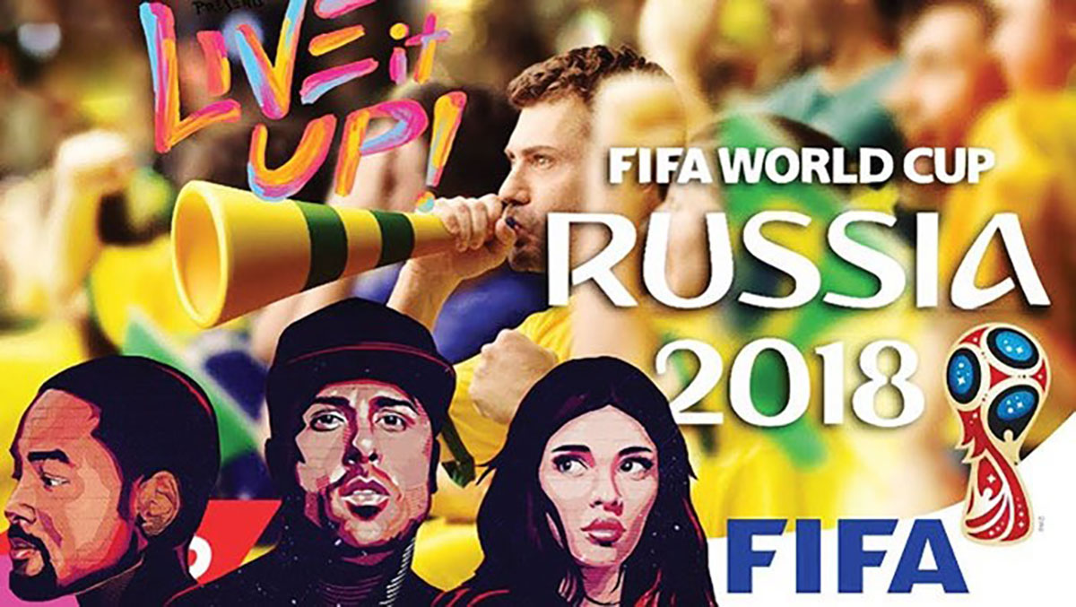 Ca khúc, World Cup 2018, Will Smith, Nicky Jam, Era Istrefi
