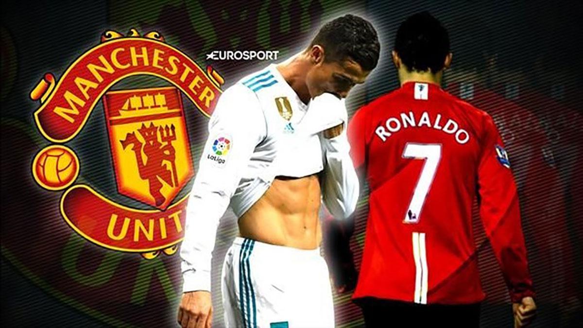 Real Madrid, Neymar, MU, Ronaldo