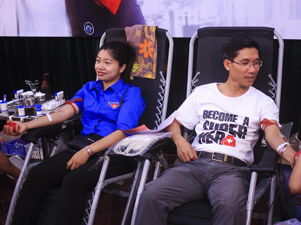 hiến máu tình nguyện, Ngân hàng Việt Nam Thịnh vượng, Đoàn khối Doanh nghiệp