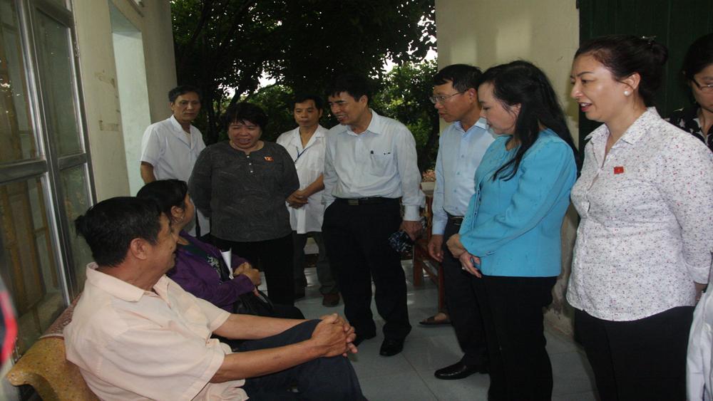 Bắc Giang, quốc hội, y tế, Luật phòng chống tác hại