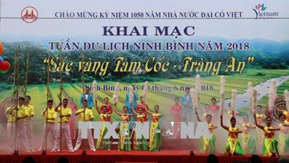 Ninh Binh Tourism Week 2018 opens