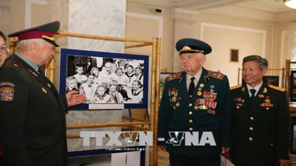 Photo exhibition in Ukraine features Vietnamese land, people