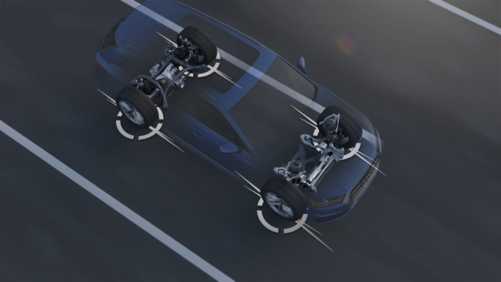 Hệ thống lái bánh sau-một trang bị trên những mẫu xe cao cấp ngày nay