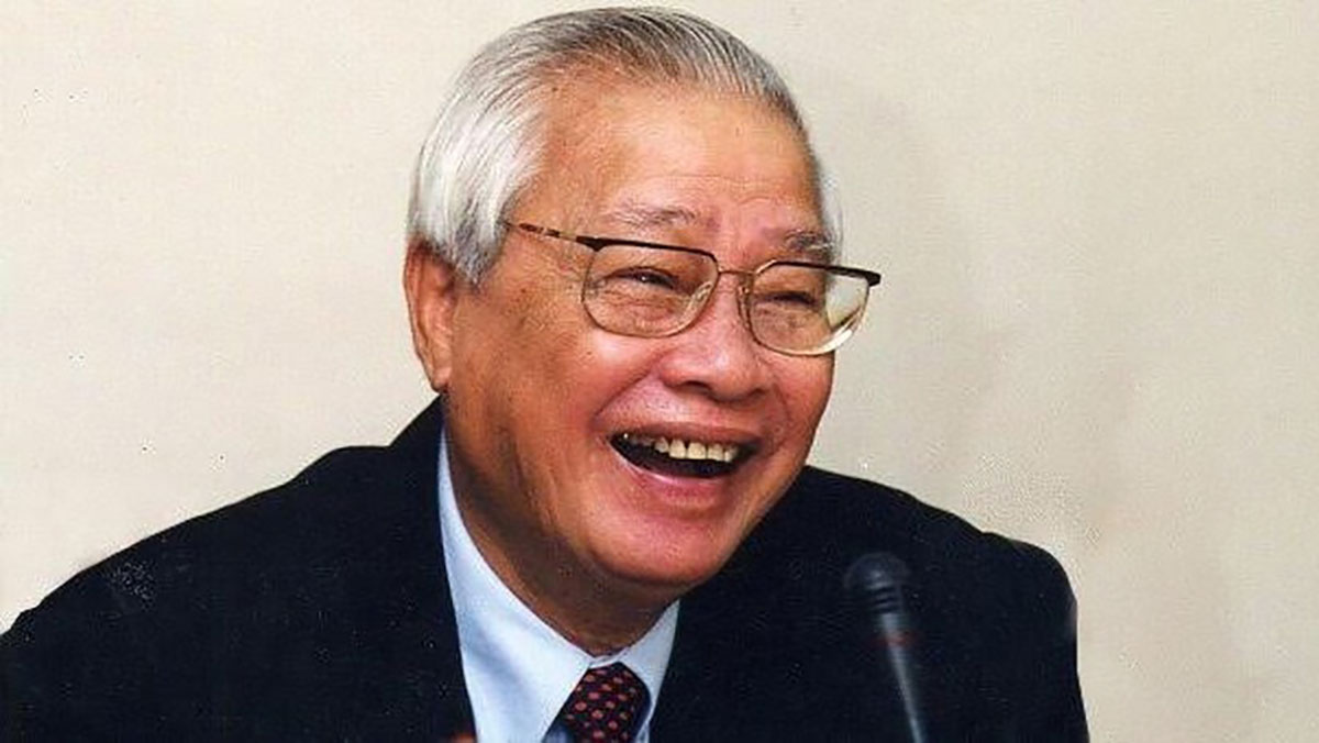 Hồi tưởng của GS Võ Đại Lược về cố Thủ tướng Võ Văn Kiệt