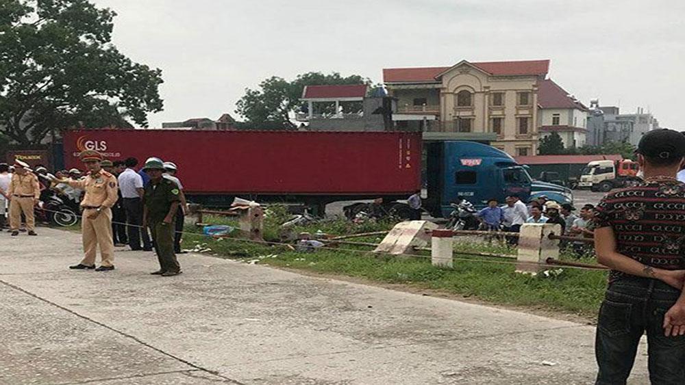 Nghi án lái xe taxi bị giết, cướp tài sản tại Hải Dương