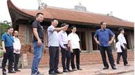 Chuẩn bị các điều kiện khai trương hệ thống cáp treo và khánh thành chùa Thượng Tây Yên Tử