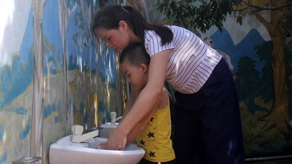 Bắc Giang chủ động phòng chống cúm A (H1N1)