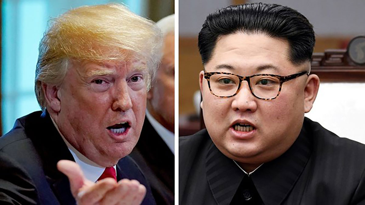 Lịch sử gọi tên ông Donald Trump và Kim Jong-un