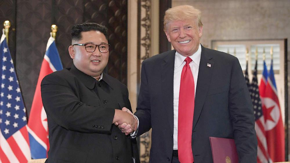 Một số điểm cốt lõi trong bản Tuyên bố chung Mỹ - Triều Tiên