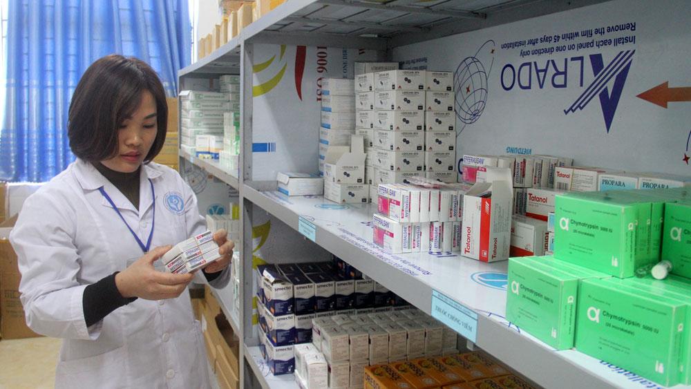 Bắc Giang sẵn sàng ứng phó phòng, chống bệnh do vi-rút Ebola