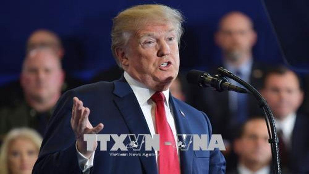 Tổng thống Donald Trump họp báo sau cuộc gặp thượng đỉnh Mỹ - Triều