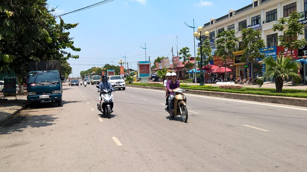 Bắc Giang: Nắng nóng tiếp diễn, nhiệt độ phổ biến 35-37 độ C