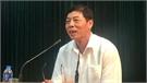 Bí thư Tỉnh ủy Bùi Văn Hải: Giải quyết triệt để tình trạng nước thải sinh hoạt gây ô nhiễm môi trường