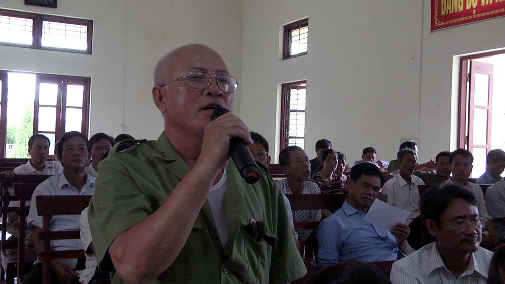 Kỳ họp thứ 8, HĐND huyện Yên Dũng diễn ra vào ngày 19 và 20-7.